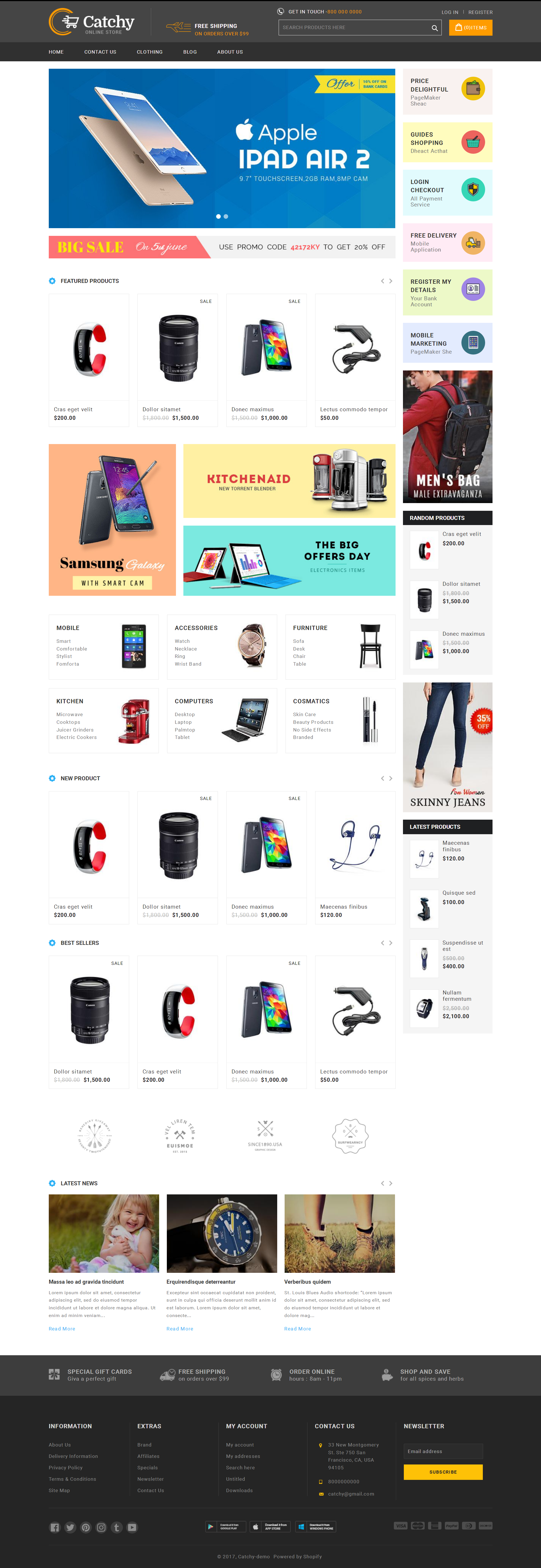 SHOPIFY THEME FOR PET SUPPLIES - Pet Care - Pet Service - Best Theme