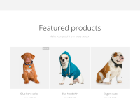 SHOPIFY THEME FOR PET SUPPLIES - Pet Care - Pet Service - Shopex - Responsive Shopify Theme