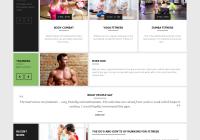 Top Premium Wordpress Themes for Gym - Fitness Wordpress theme for gym membership site
