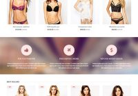 Best SHOPIFY Premium Themes Collection for Lingerie Store 2017 - Queen - Responsive Shopify Theme