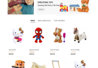 Best SHOPIFY Premium Themes Collection for Toy Stores 2017 - Legend - Multipurpose Responsive Drag and Drop Shopify Theme