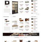 Funiture Store WooCommerce Theme - Download GoMarket theme for wordpress