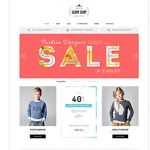 kids shop store WooCommerce themes - Glory Shop - Multipurpose WooCommerce Theme