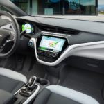 2018 Chevy Bolt EV interior