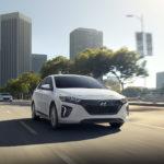 2018 Hyundai Ionic Electric exterior