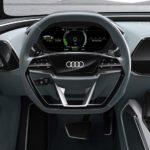 2020 Audi E-Tron concept interior