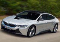 BMW i5 luxury electric car 4k hd wallpaper