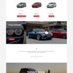 Top Shopify Themes for Automobile - Ap Over Shopify Theme