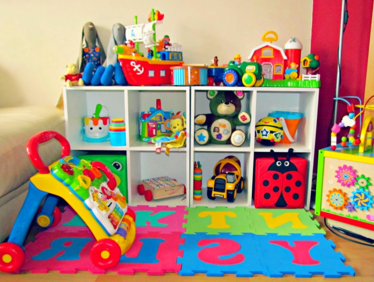 Extremely Themeful Kids Toy Storage Ideas Colorful Kid Toys Storage Ideas