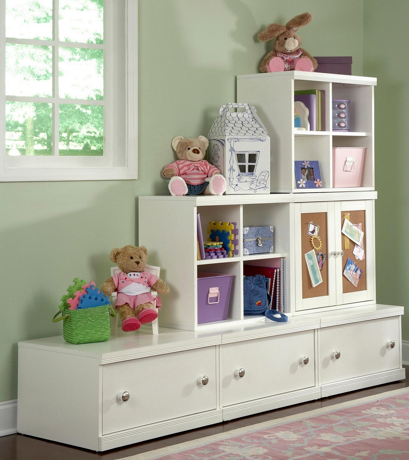 kids toy storage furniture. Evergreen White Color Theme Kids Toy Storage Ideas Stylish Box Layout  Furniture T