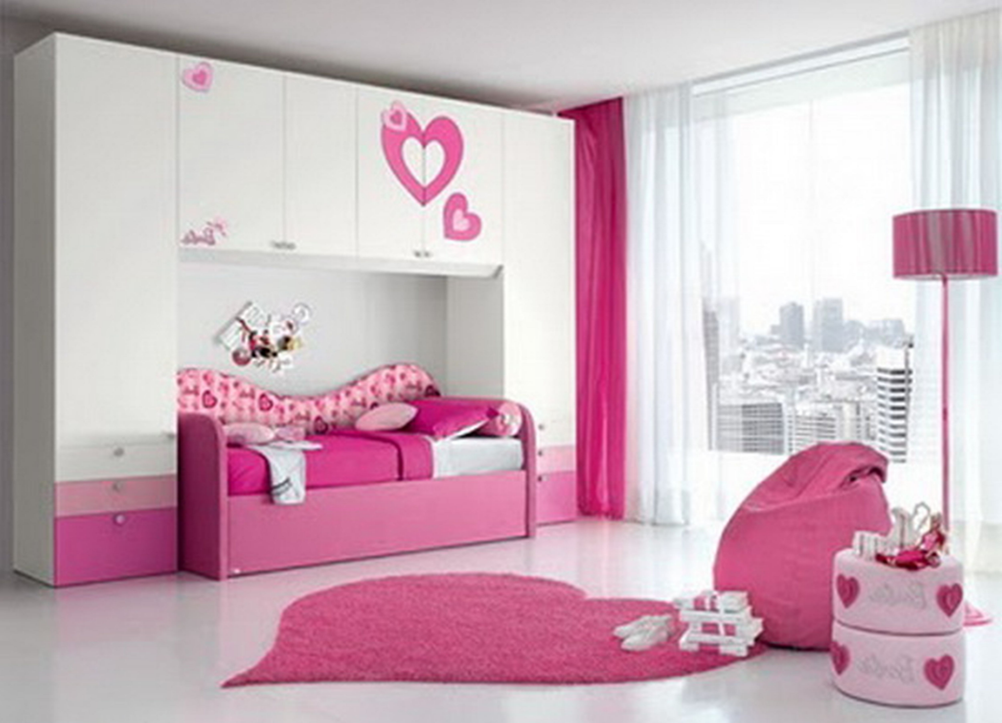 Best decor ideas for girl kids room wendy peterson - Best living room furniture for kids ...