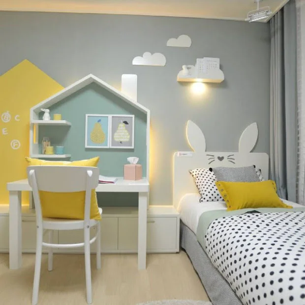 25 Kids Study Room Designs Decorating Ideas: Best Decor Ideas For Girl Kids Room