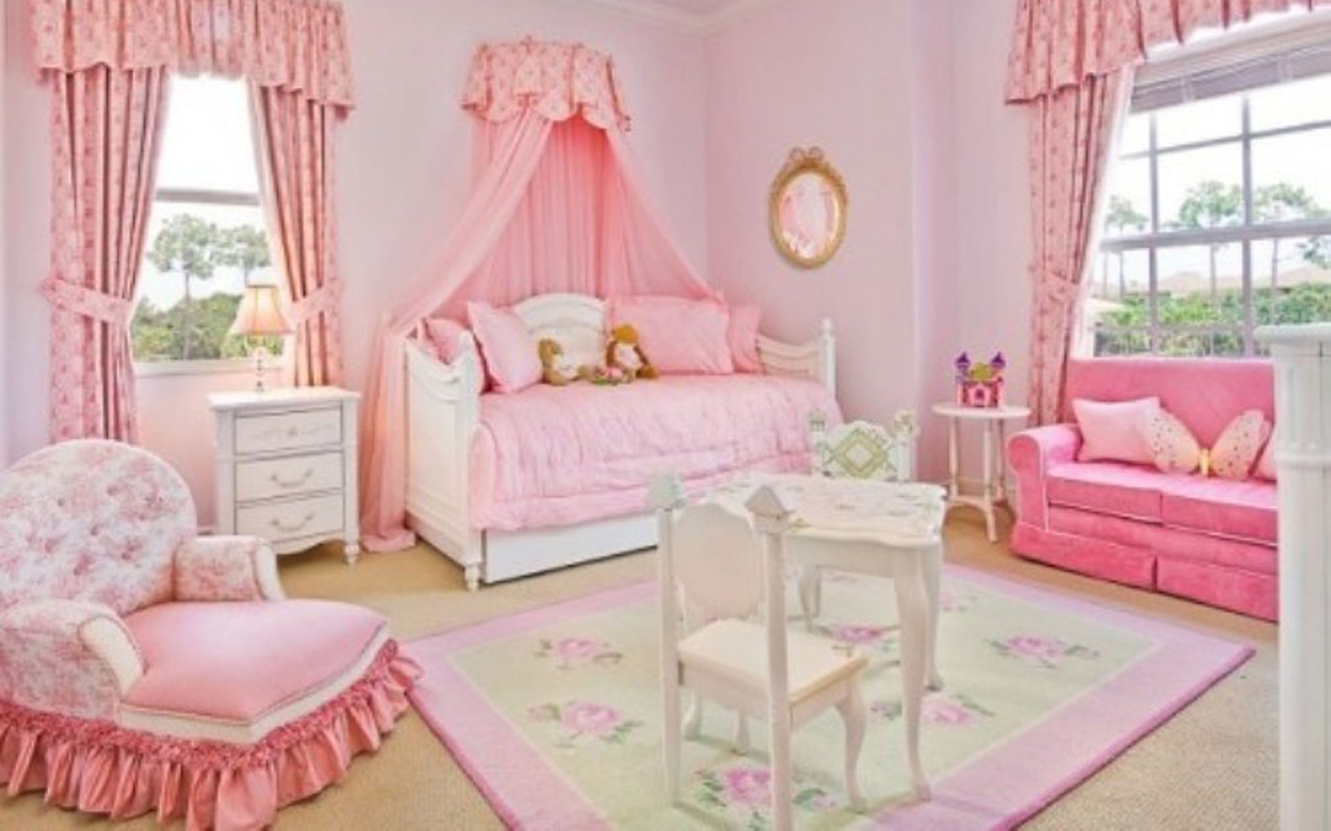 Whimsical Bedrooms for Toddlers | HGTV