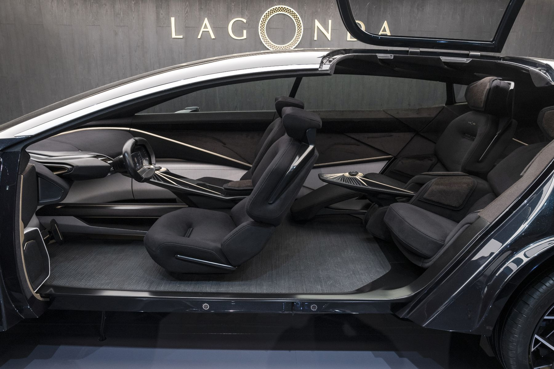 Aston Martin Lagonda 2020 All Terrain Inside View Full Inside View From Outside Sidewide Wendy Peterson