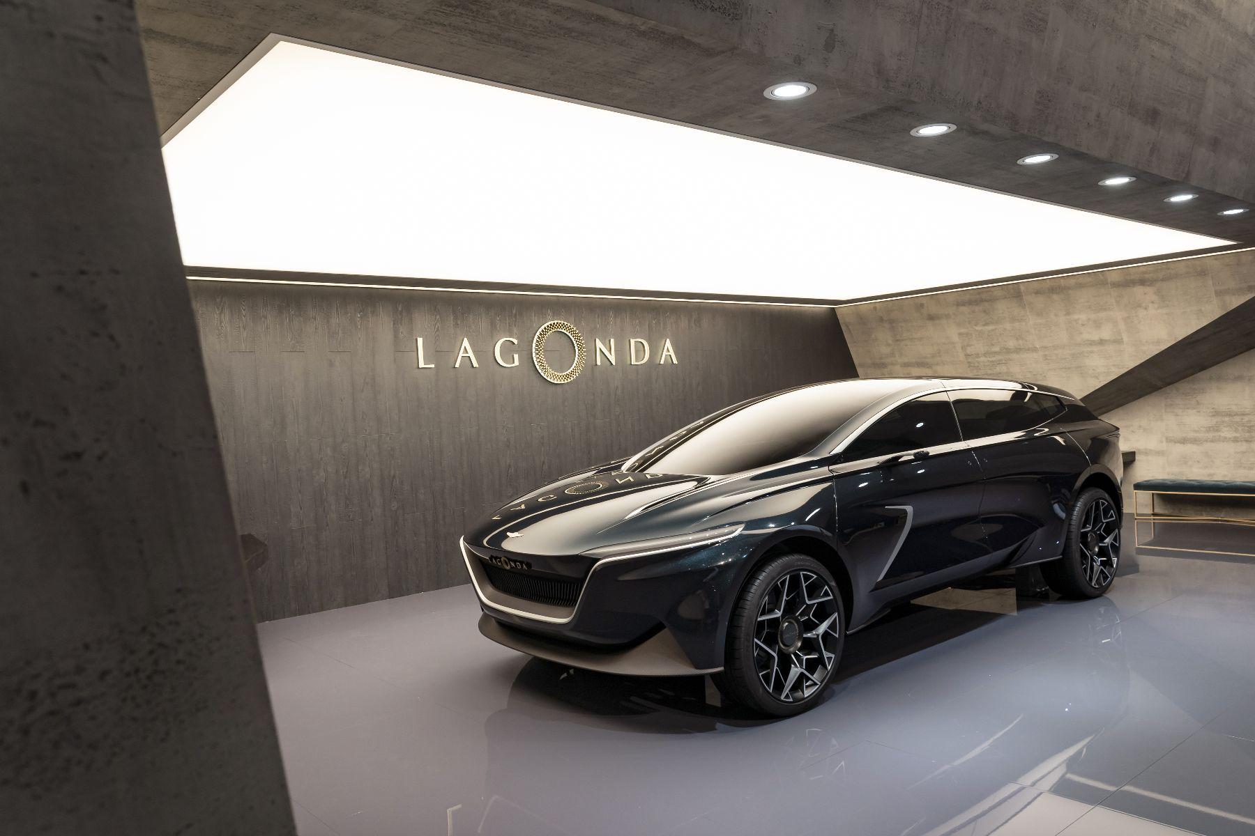 Aston Martin Lagonda All Terrain Electric Car 2020 Rumors Price Release Date Features