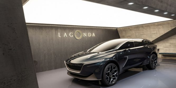 Aston Martin Lagonda All-Terrain Electric Car 2020 Rumors