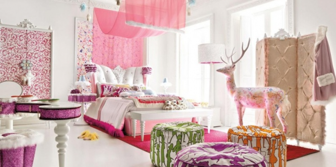 Best Decor Ideas For Girl Kids Room - Wendy Peterson